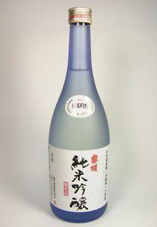 黎明 純米吟醸 15度/720ml